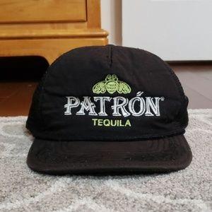Patron Tequila Snapback Hat